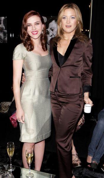 Звезды на показе Dolce & Gabbana Осень/Зима 2009-2010