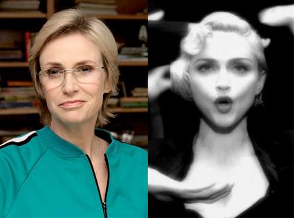 """Актеры сериала """"Хор"""" воспроизвели клип Мадонны Vogue"""