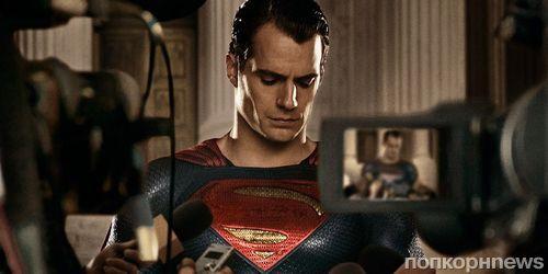 «Бэтмен против Супермена» оказался менее прибыльным, чем «Человек из стали»