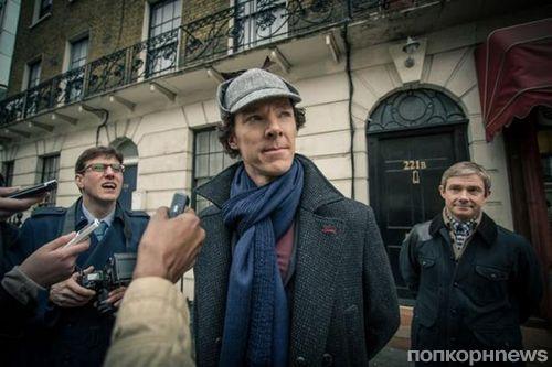"""Новый трейлер 3 сезона сериала """"Шерлок"""""""