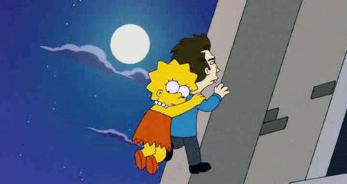 Трейлер серии «Симпсоны» с Дэниелом Рэдклиффом