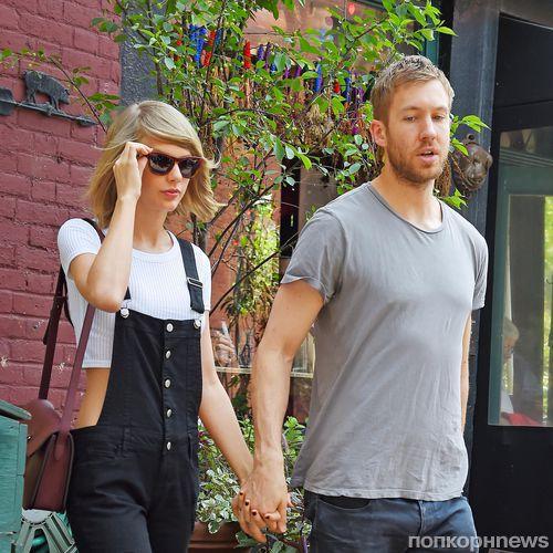 Тейлор Свифт и Келвин Харрис расстались после 15 месяцев отношений