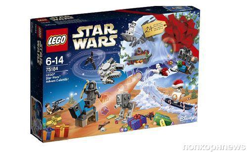 Новогодние подарки для любителей кино от LEGO® - Что подарить киноману?