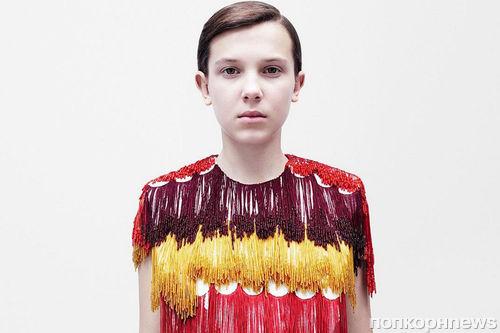 Лицом Calvin Klein стала 12-летняя звезда сериала «Очень особые дела»