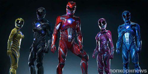 Lionsgate запланировала сразу 5 сиквелов «Могучих рейнджеров»