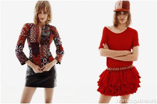 Лукбук новой коллекции H&M. Весна 2012