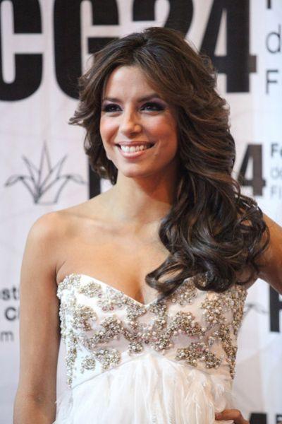 Ева Лонгория на кинофестивале в Мексике