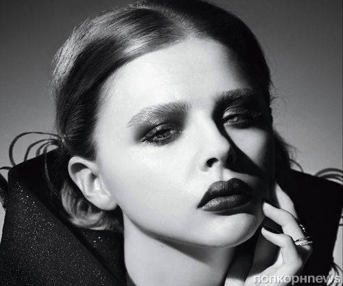 Хлоя Морец в журнале Glamour. Сенртябрь 2013