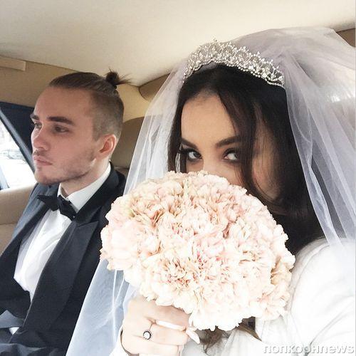 Фото: Виктория Дайнеко вышла замуж за музыканта Дмитрия Клеймана