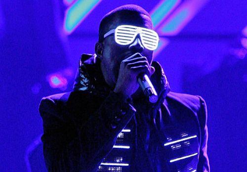 Выступление Kanye West