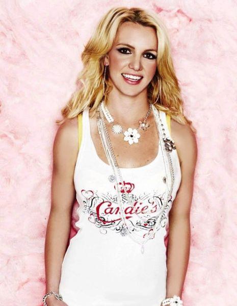 Бритни Спирс для Candie's