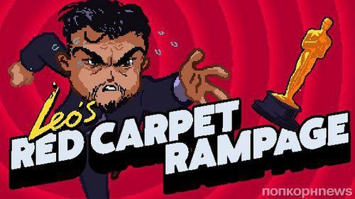 Леонардо ДиКаприо стал героем браузерной игры про «погоню» за «Оскаром»