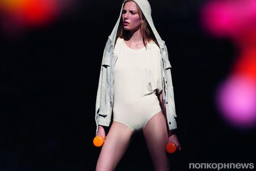 Lookbook новой коллекции Stella McCartney for Adidas. Весна 2012