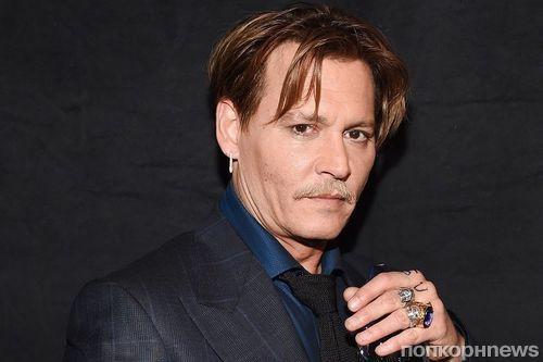 Менеджеры Джонни Деппа подтвердили, что актер избивал Эмбер Херд