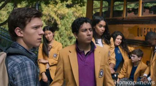 В «Мстителях: Война бесконечности» снова покажут школу Питера Паркера