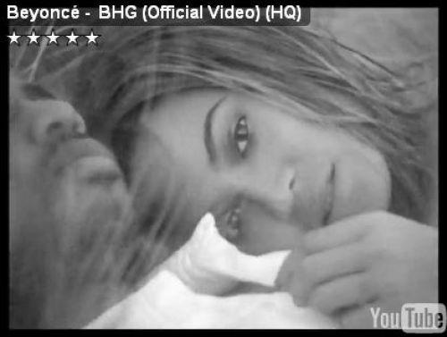 """Новое видео от Бейонсе """"Broken-Hearted Girl"""""""