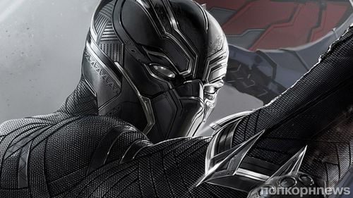 Зимний солдат против Черной пантеры в новом клипе из «Первый Мститель: Противостояние»