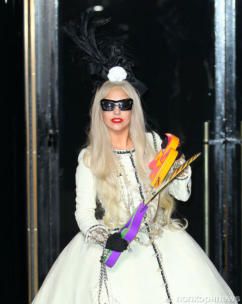 Lady Gaga: я слышала как мои родители занимались сексом