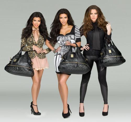 Коллекция сумок от сестер Кардашиан Kardashian Kollection