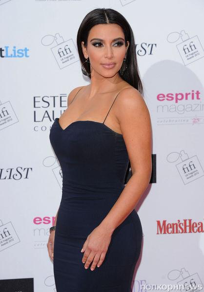 Ким Кардашиан: Секс-видео сделало из меня звезду