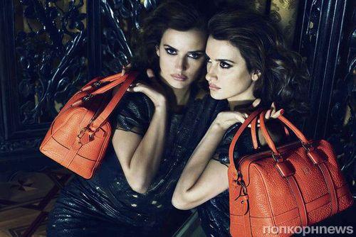 Пенелопа Крус в рекламной кампании  Loewe весна / лето 2013