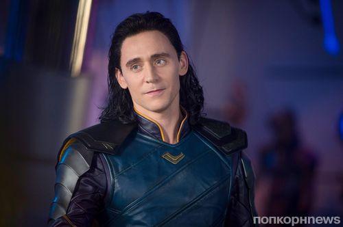 Студия Disney подтвердила, что Том Хиддлстон снимется в сериале о Локи