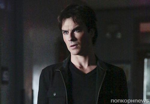 В сети появилась вырезанная сцена из 8 сезона «Дневников вампира»