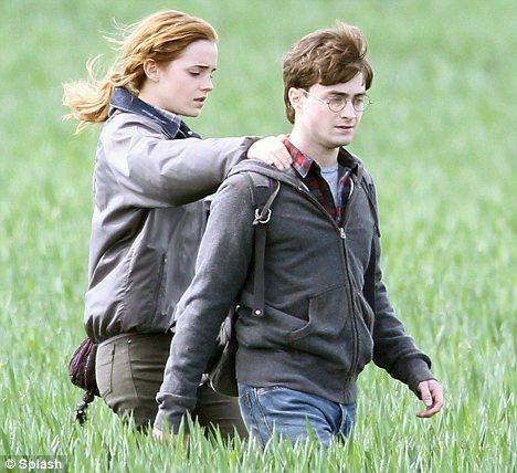 Закончились съемки последнего фильма о Гарри Поттере