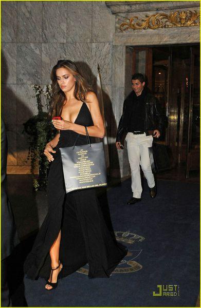 Криштиану Роналду и Ирина Шейк на Top Glamour Awards в Мадриде
