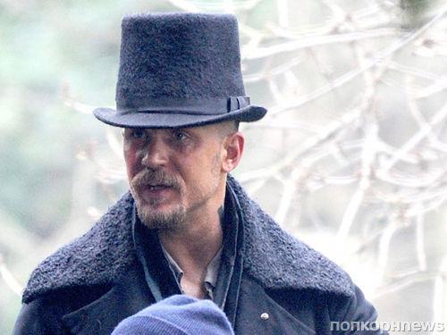 Шляпу Тома Харди признали главным злодеем 2017 года