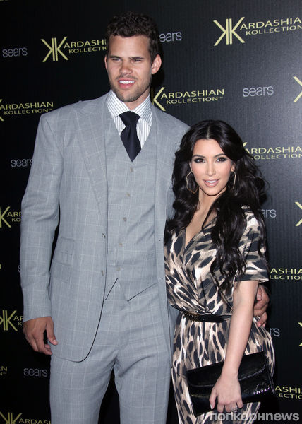 Ким Кардашян получила развод