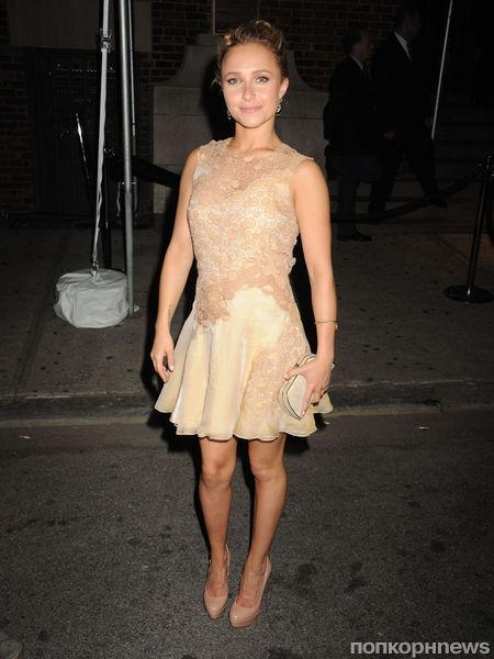 Звезды на вечеринке Versace в Нью-Йорке