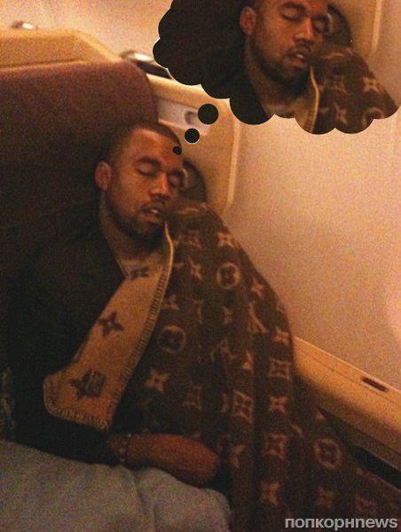 Канье Уэст призывает своих фанатов не покупать вещи Louis Vuitton до окончания января