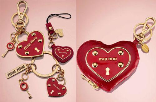 Коллекция Miu Miu ко Дню Святого Валентина