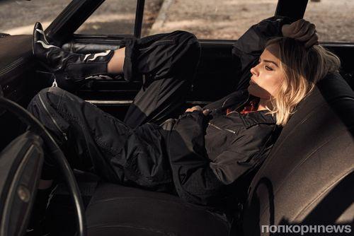 Марго Робби в фотосете для ноябрьского W Magazine