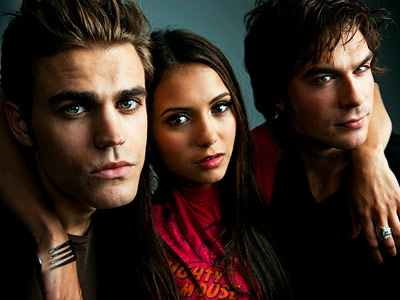 """Актёры Дневников Вампира будут награждены на""""Young Hollywood Awards""""."""