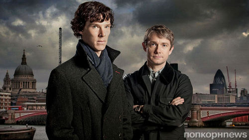 """Британский """"Шерлок Холмс"""" может подать на американского в суд"""