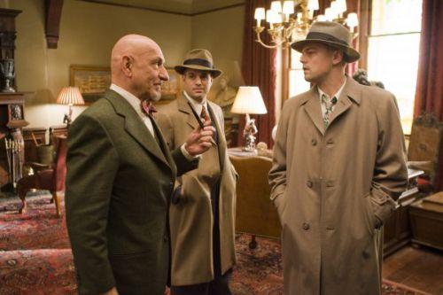 """Бен Кингсли: """"Между Лео и Мартином нет панибратства!"""""""