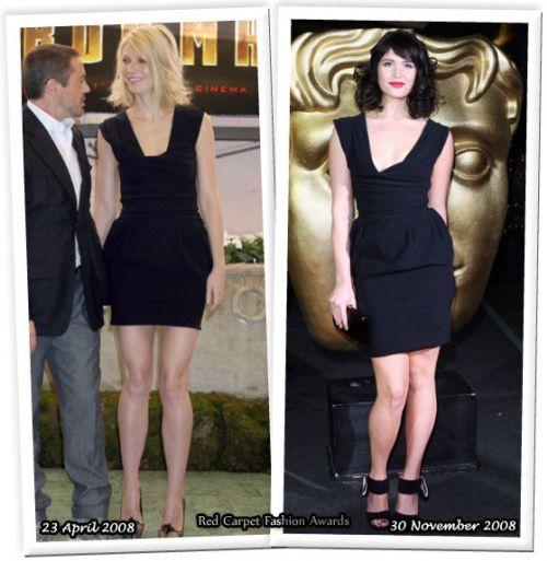 Fashion battle: Гвинет Пэлтроу и Джемма Артертон