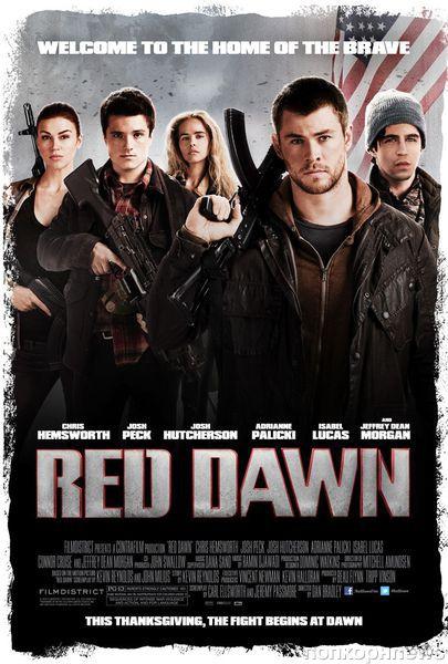Трейлер фильма «Красный рассвет»