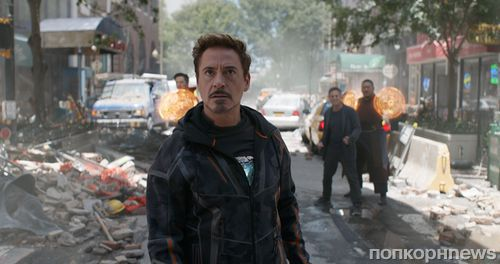 Marvel показала новый ролик «Мстителей: Война бесконечности»