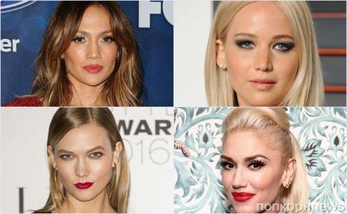 Модный цвет волос лета 2016: фото тенденций
