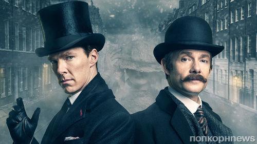 Создатели «Шерлока» анонсировали названия двух эпизодов 4 сезона