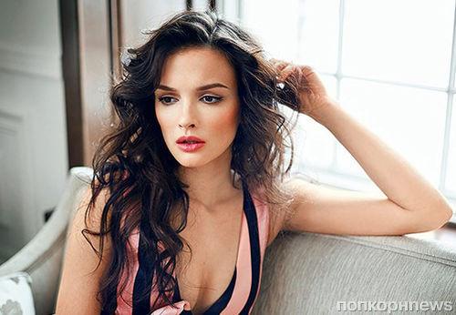 Паулина Андреева признана самой красивой российской звездой