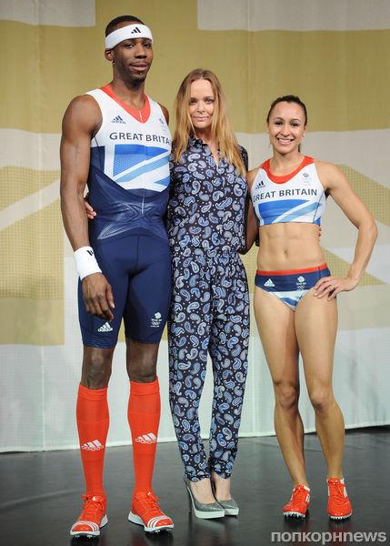 Стелла МакКартни и Джорджио Армани создают коллекции для Олимпийских игр