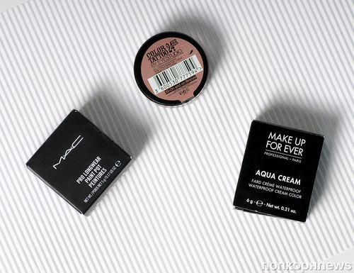 Секреты красоты: Кремовые тени