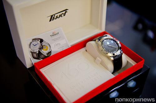 Новые часы Heritage Navigator 160th Anniversary — современная классика от Tissot