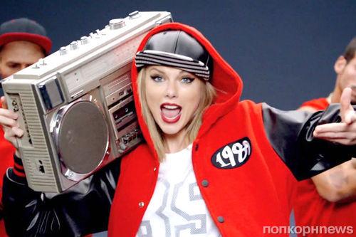 Тейлор Свифт обвиняют в плагиате из-за песни Shake It Off