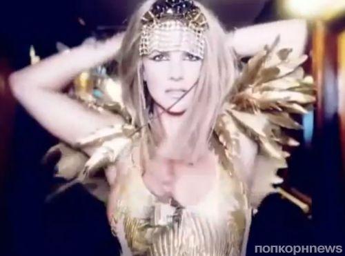 Бритни Спирс в рекламном ролике аромата Fantasy Twist