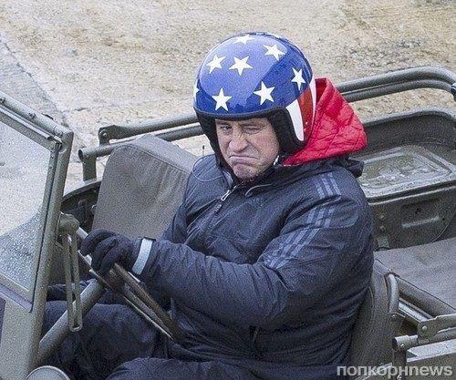 Звезда «Друзей» Мэтт ЛеБлан приедет в Казахстан на съемки Top Gear